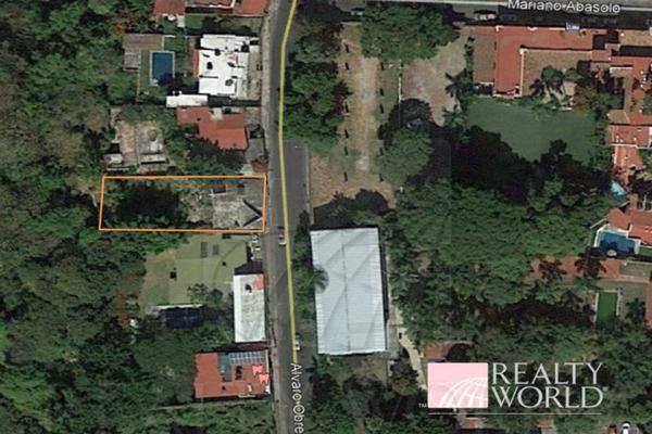 Foto de terreno habitacional en venta en  , cuernavaca centro, cuernavaca, morelos, 19146113 No. 01