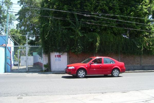 Foto de terreno habitacional en venta en  , cuernavaca centro, cuernavaca, morelos, 2634041 No. 02