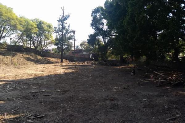 Foto de terreno habitacional en venta en  , cuernavaca centro, cuernavaca, morelos, 6171791 No. 03