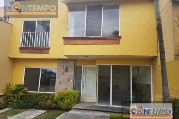 Foto de casa en venta en  , jardines de cuernavaca, cuernavaca, morelos, 8003912 No. 01