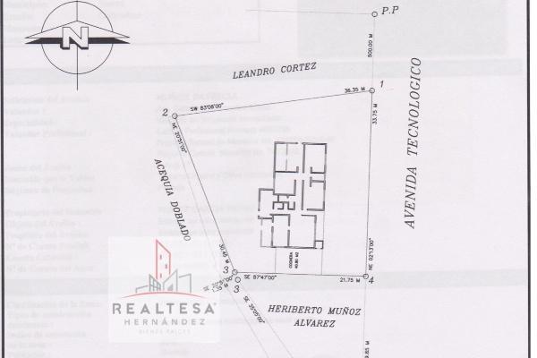 Foto de terreno comercial en venta en avenida tecnológico (frente a cc galerías tec , cuernavaca, juárez, chihuahua, 5877199 No. 02