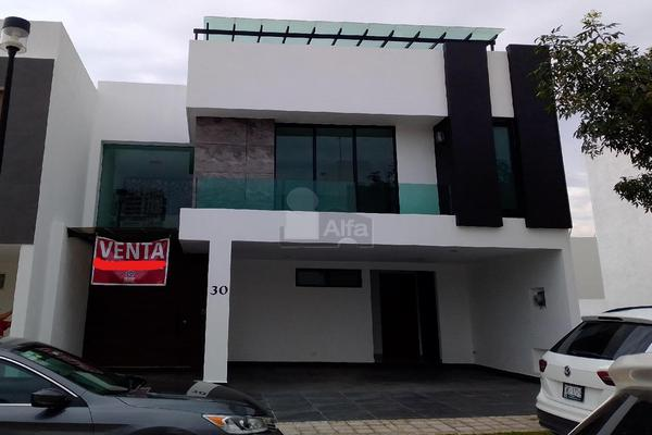Foto de casa en venta en cuernavaca , lomas de angelópolis ii, san andrés cholula, puebla, 15218369 No. 01