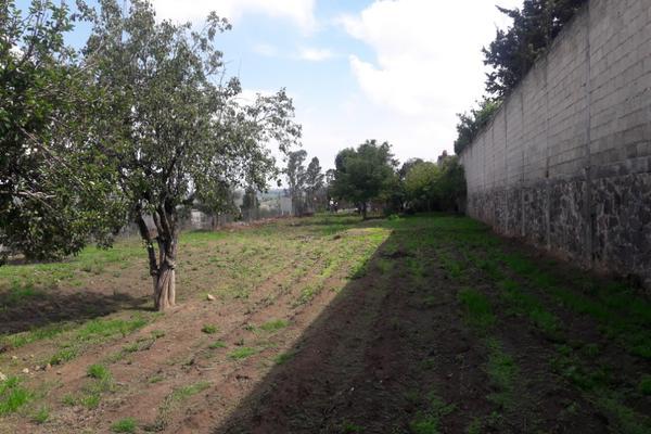 Foto de terreno habitacional en venta en cuitlahuac 15 , santa maría atlihuetzian, yauhquemehcan, tlaxcala, 8113722 No. 02