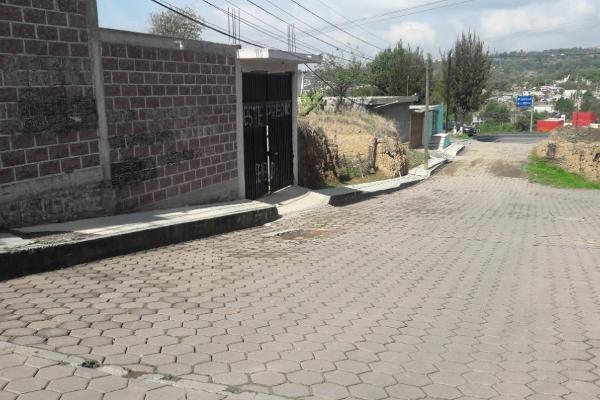 Foto de terreno habitacional en venta en cuitlahuac 15 , santa maría atlihuetzian, yauhquemehcan, tlaxcala, 8113722 No. 09