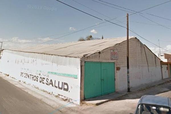 Foto de nave industrial en renta en  , culhuaca, santa isabel xiloxoxtla, tlaxcala, 8093412 No. 01