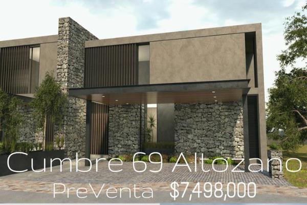 Foto de casa en venta en cumbre , altozano el nuevo querétaro, querétaro, querétaro, 7228643 No. 01