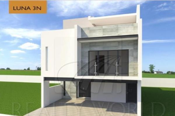 Foto de casa en venta en  , cumbres andara, garcía, nuevo león, 7273331 No. 01
