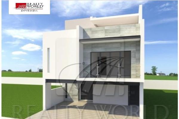 Foto de casa en venta en  , cumbres andara, garcía, nuevo león, 7273333 No. 01