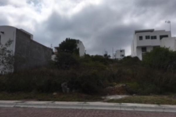 Foto de terreno habitacional en venta en cumbres de acultzingo 37, jardines del cimatario, querétaro, querétaro, 6142414 No. 01