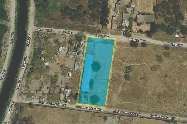 Foto de terreno habitacional en venta en cumbres de acultzingo , parques santa cruz del valle, san pedro tlaquepaque, jalisco, 6224100 No. 01