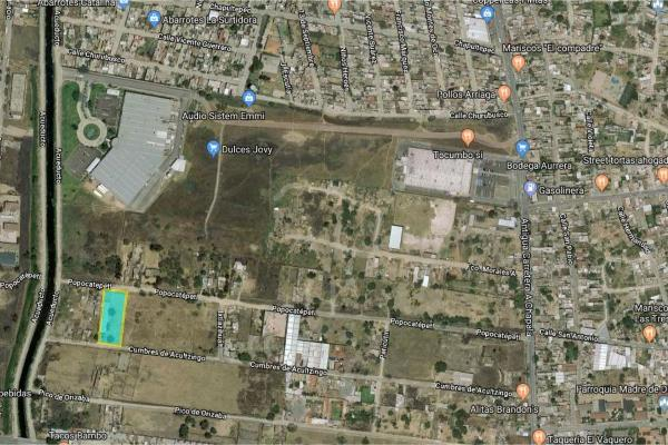 Foto de terreno habitacional en venta en cumbres de acultzingo , parques santa cruz del valle, san pedro tlaquepaque, jalisco, 6224100 No. 02
