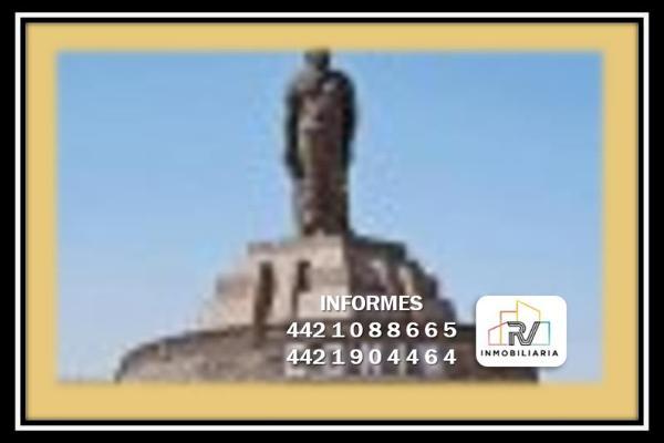Foto de terreno comercial en venta en cumbres de conin , cumbres de conín tercera sección, el marqués, querétaro, 5302757 No. 01