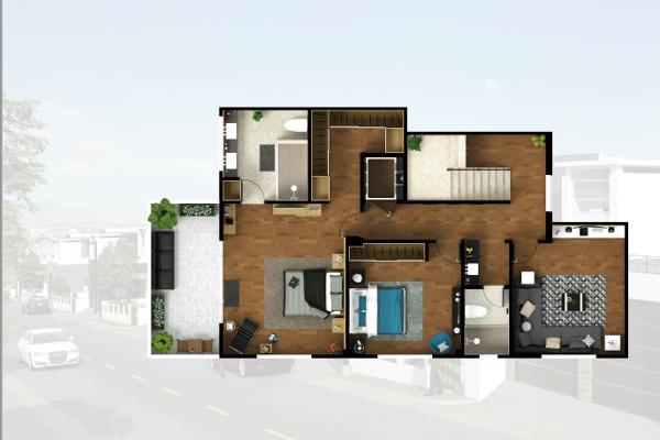 Foto de casa en venta en  , cumbres de juárez, tijuana, baja california, 6178389 No. 03