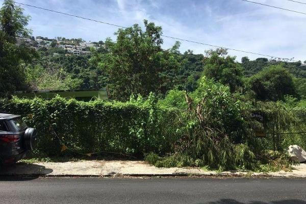 Foto de terreno habitacional en venta en cumbres de llano largo , cumbres llano largo, acapulco de juárez, guerrero, 6188548 No. 01
