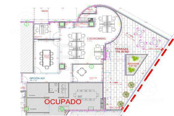 Foto de oficina en renta en  , cumbres del campestre, león, guanajuato, 0 No. 19