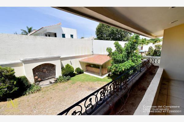 Foto de casa en venta en  , cumbres del campestre, león, guanajuato, 21028501 No. 17