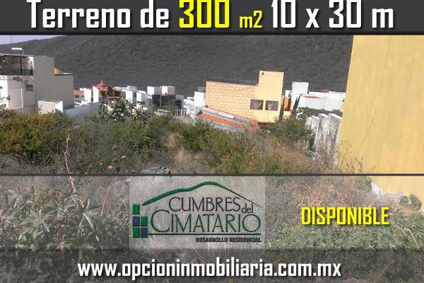 Foto de terreno habitacional en venta en  , cumbres del cimatario, huimilpan, querétaro, 2735329 No. 01