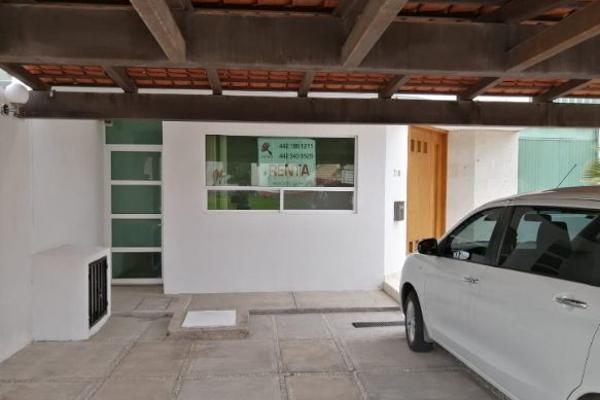 Foto de casa en renta en  , cumbres del lago, querétaro, querétaro, 14034641 No. 02
