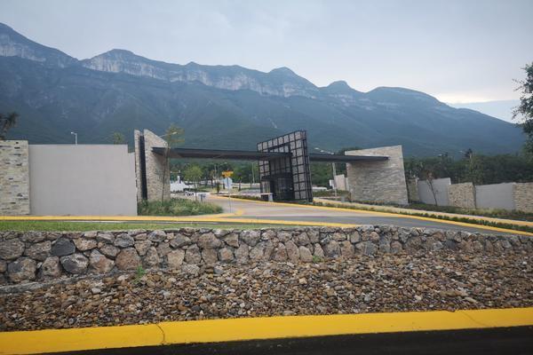 Foto de terreno habitacional en venta en  , cumbres elite 1 sector, monterrey, nuevo león, 14029112 No. 01