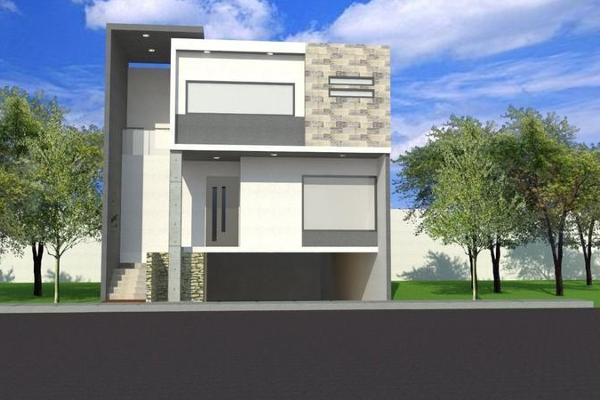Foto de casa en venta en  , cumbres elite 8vo sector, monterrey, nuevo león, 7958725 No. 01