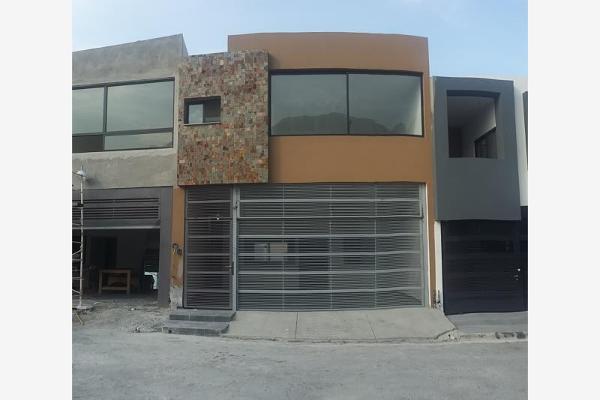 Foto de casa en venta en  , cumbres elite 6 sector, monterrey, nuevo león, 5324928 No. 01
