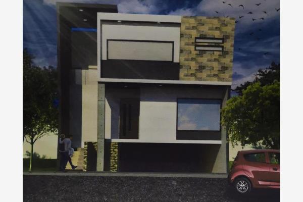 Foto de casa en venta en  , cumbres elite 8vo sector, monterrey, nuevo león, 5667283 No. 01