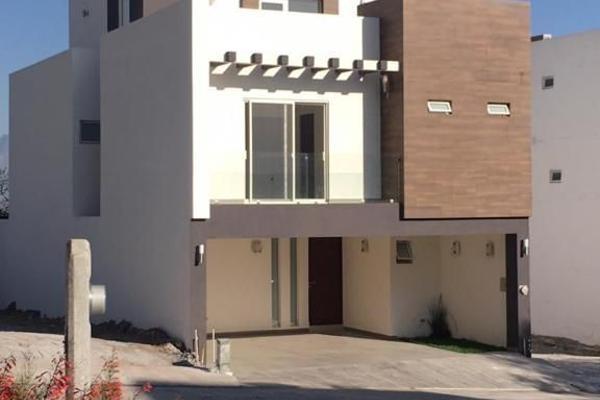 Foto de casa en venta en  , cumbres elite premier, garcía, nuevo león, 14038118 No. 01