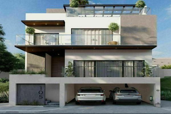 Foto de casa en venta en  , cumbres elite sector villas, monterrey, nuevo león, 20301112 No. 01