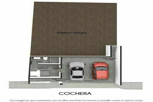 Foto de casa en venta en  , cumbres elite sector villas, monterrey, nuevo león, 20301112 No. 03
