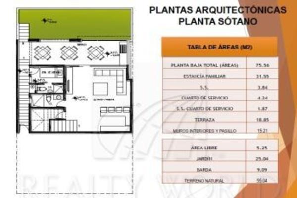 Foto de casa en venta en  , cumbres elite sector villas, monterrey, nuevo león, 4670386 No. 03