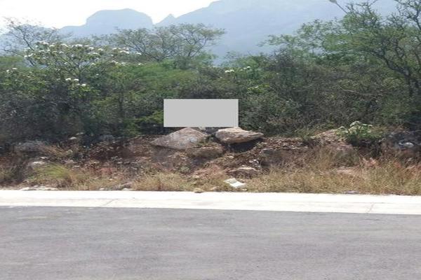 Foto de terreno habitacional en venta en  , cumbres elite sector villas, monterrey, nuevo león, 7956726 No. 01