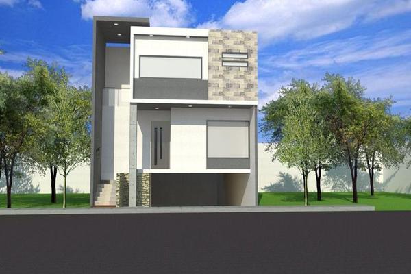 Foto de casa en venta en  , cumbres elite sector villas, monterrey, nuevo león, 7958725 No. 01