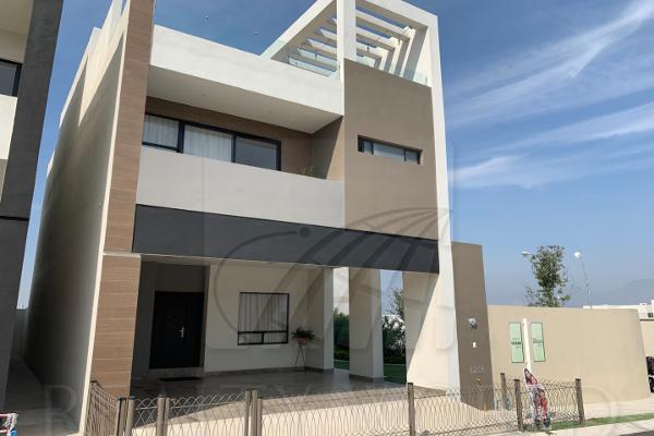 Foto de casa en venta en  , cumbres madeira, monterrey, nuevo león, 10094264 No. 01