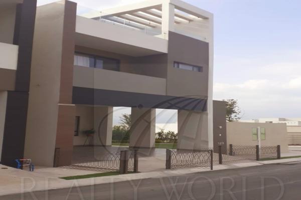 Foto de casa en venta en  , cumbres madeira, monterrey, nuevo león, 9215326 No. 01