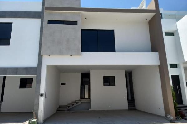 Foto de casa en venta en  , las cumbres 5 sector b, monterrey, nuevo león, 5363840 No. 01