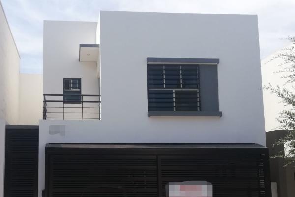 Foto de casa en venta en  , cumbres santa clara 3er sector, monterrey, nuevo león, 8850341 No. 01