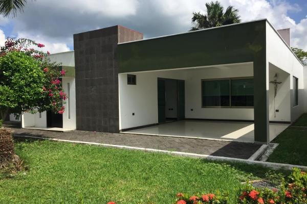 Foto de casa en renta en cunduacan 2, cunduacan centro, cunduacán, tabasco, 5947198 No. 01