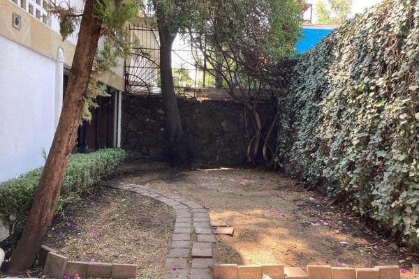 Foto de casa en renta en czda. de tlalpan 1, la joya, tlalpan, df / cdmx, 0 No. 08