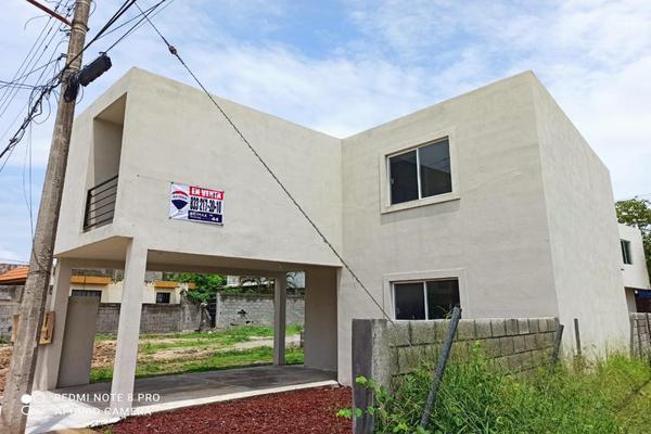 Foto de casa en venta en dalia , alejandro briones, altamira, tamaulipas, 19346295 No. 01