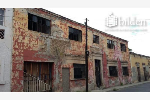 Foto de terreno habitacional en venta en  , de analco, durango, durango, 5930482 No. 01