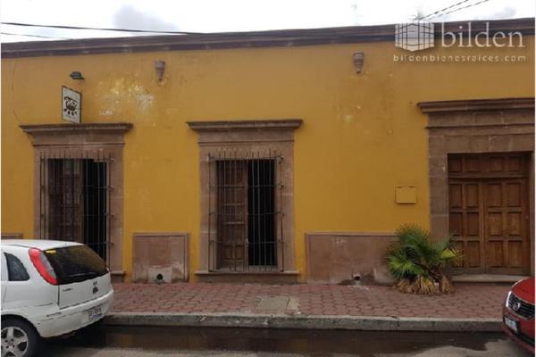 Foto de casa en venta en  , de analco, durango, durango, 5932713 No. 01