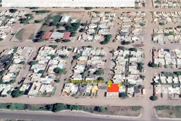 Foto de terreno habitacional en venta en de guadalupe 14 , villa lourdes, navojoa, sonora, 12812457 No. 01