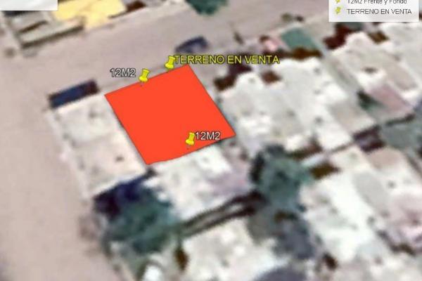 Foto de terreno habitacional en venta en de guadalupe 14 , villa lourdes, navojoa, sonora, 12812457 No. 02