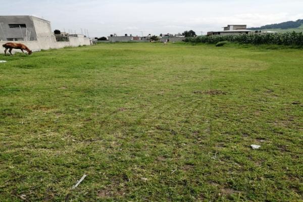 Foto de terreno habitacional en venta en  , de jesús 1a. sección, toluca, méxico, 8306808 No. 01