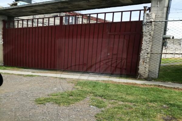 Foto de terreno habitacional en venta en  , de jesús 1a. sección, toluca, méxico, 8306808 No. 04