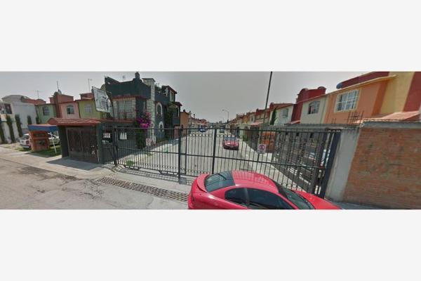 Foto de casa en venta en avenida del rancho 24, cofradía de san miguel, cuautitlán izcalli, méxico, 5373112 No. 01