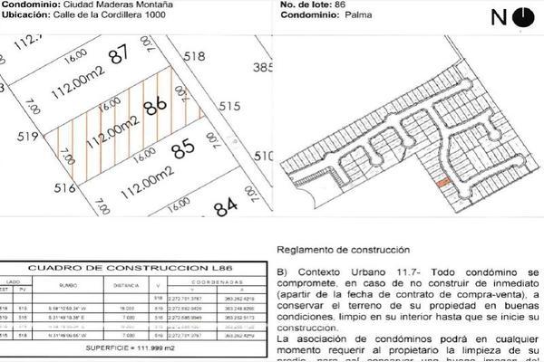 Foto de terreno comercial en venta en de la cordillera 86, ciudad maderas, el marqués, querétaro, 8634680 No. 05