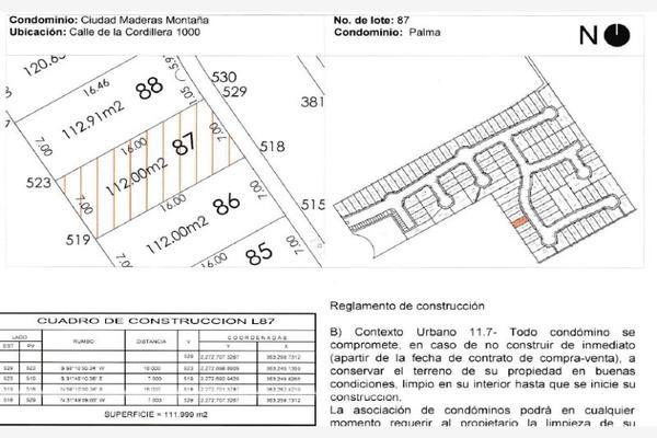 Foto de terreno comercial en venta en de la cordillera 86, ciudad maderas, el marqués, querétaro, 8634680 No. 06