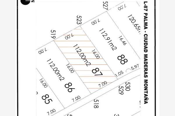 Foto de terreno comercial en venta en de la cordillera 86, ciudad maderas, el marqués, querétaro, 8634680 No. 07