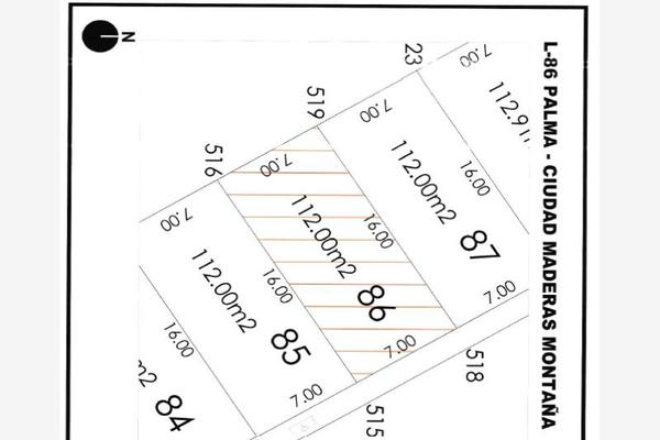 Foto de terreno comercial en venta en de la cordillera 86, ciudad maderas, el marqués, querétaro, 8634680 No. 08